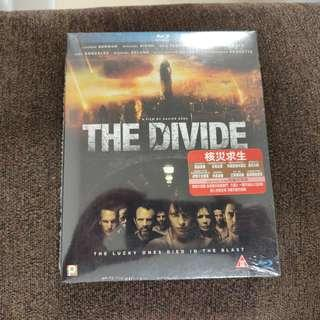 The Divide 核災求生 Blu ray