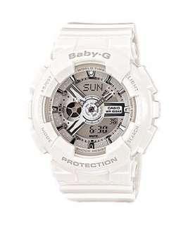 🚚 Casio Baby G Watch BA-110-7A3