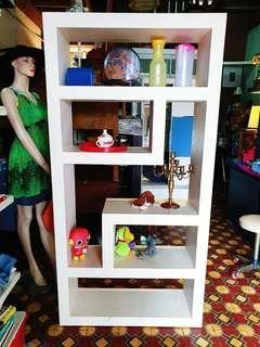 Living Room Display Shelf