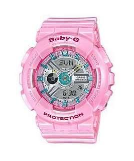 🚚 Casio Baby G Watch BA-110CA-4A