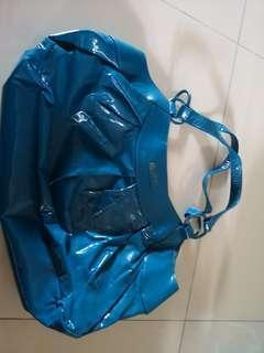 Blue Agnes B bag