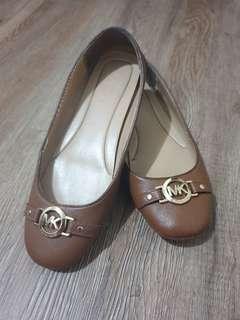 Sepatu MK, mk shoes ori, Flat Shoes MK