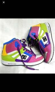 RUSH! DC shoes buzzlightyear inspired