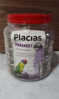 Parakeet Love Bird Food approx 1kg