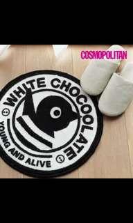 White chocoolate 企鵝 carpet