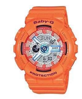 🚚 Casio Baby G Watch