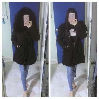 Spring parka autumn jacket coat