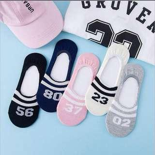 Bundle of korean socks