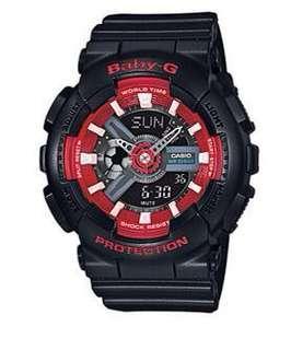 🚚 Casio Baby G Watch BA-110SN-1A