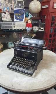 Antique Imperial Typewriter