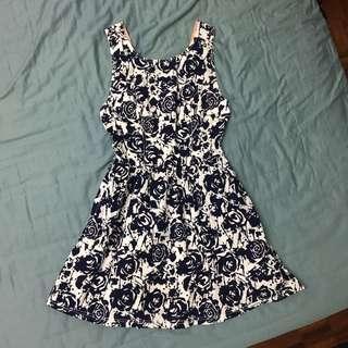 Super dry floral dress