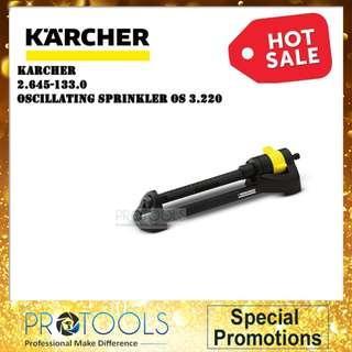 KAECHER OSCILLATING SPRINKLER OS 3.220