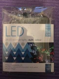 LED 閃閃吊飾 (彩色小馬)