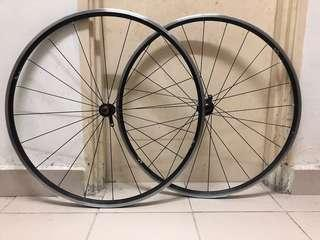 Wheelset Alloy with Fastace Hub 11s