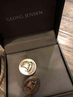 Georg Jensen 925 silver cufflinks