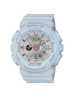 🚚 Casio Baby G Watch BA-110GA-8A