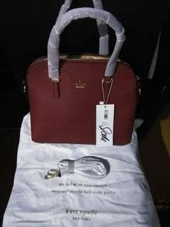 Handbag with sling authentic overruns