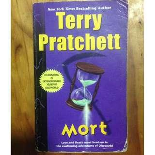 Mort by Terry Pratchett