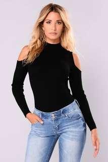 Fashionnova Carolina sweater top