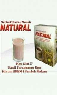 Paket diet nasa #1