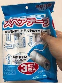 🚚 滾輪除塵紙補充卷