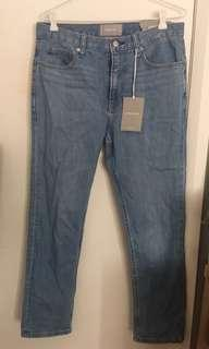 Everlane organic denim boyfriend jeans size 27 9
