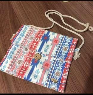 Patterned vintage bag