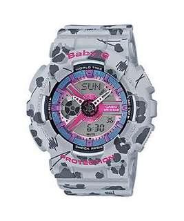 🚚 Casio Baby G Watch BA-110FL-8A