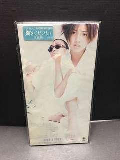 日本偶像 內田有紀 EVER & EVER 全新原裝日本SCD版