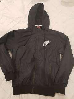 Nike Water Resistant Jacket Size 8-10