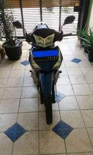 Supra x 125 helm in thn 2011
