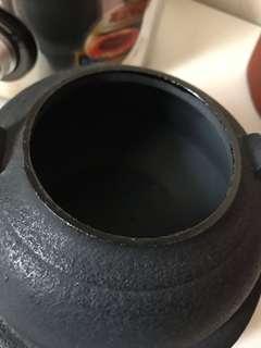 Japanese tetsubin kettle