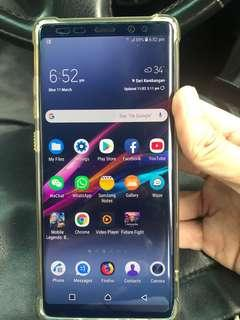 Samsung galaxy note 8 (like new)