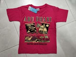 🚚 Abu Dhabi cotton short sleeve tshirt