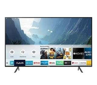 "55"" UHD 4K Smart TV NU7100 Series 7, 4 Ticks"
