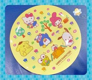 Sanrio Kuji Plate