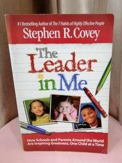 🚚 The Leader in Me by Stephen R Covey
