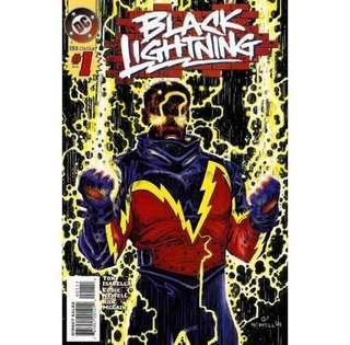 BLACK LIGHTNING #1 (1995) 1st issue!
