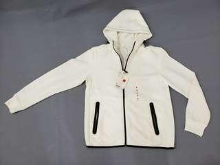 Uniqlo (全新) Men's hood cardigan