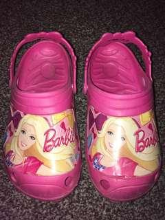 Girl Shoes Barbie