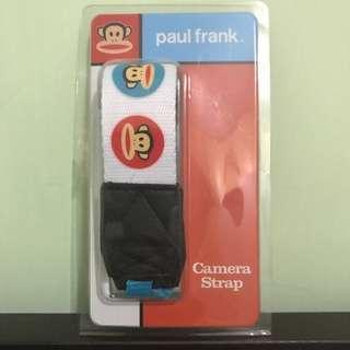 全新 Paul Frank Camera Strip 相機帶 相機繩
