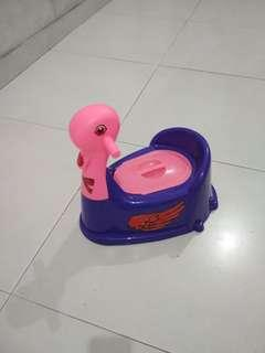 Potty Training New