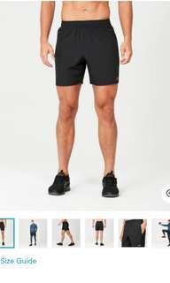 Myprotein sports shorts brand new w tag