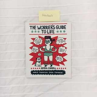 [Graphic book] The Worrier's Guide to Life by Gemma Correll #MMAR18