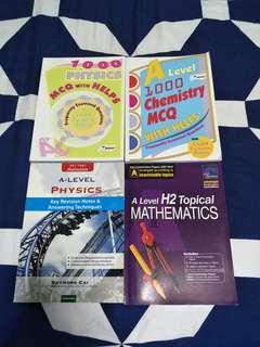 A Level Assessment Books