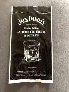 Jack Daniel's Limited Edition Ice Cube Bottles 冰粒袋