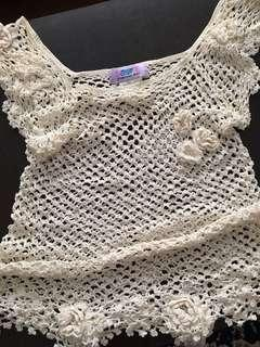 Summery Crochet Top!