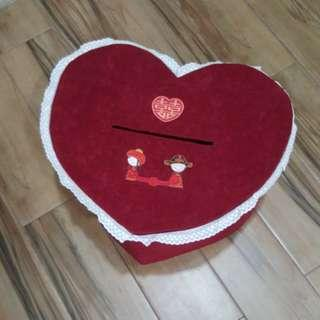 Wedding Red Packet Collection Box