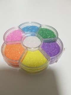 Rainbow Glitter Powder BRAND NEW!!