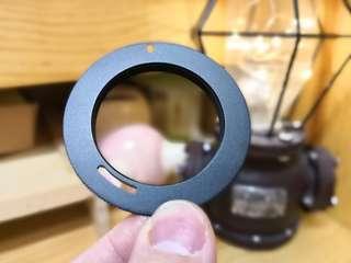 [全新品] M42 mount 轉 Pentax PK mount轉接環 --- K7 K5 Kr Km K10D K20D K100D K200D可用